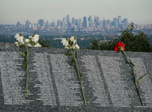 List of Victims from Sept. 11, 2001 Royalty Free Stock Photography